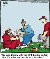 Athletic Trainer Cartoon