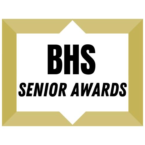 Class of 2020 Senior Awards