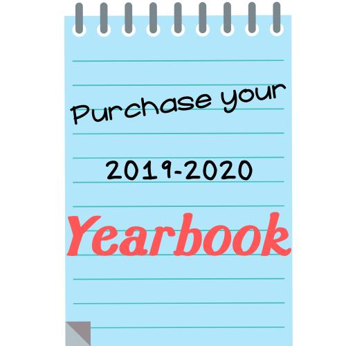 2019-2020 High School Yearbook