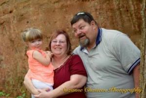 My Great Niece and My sister and Brother-in-law