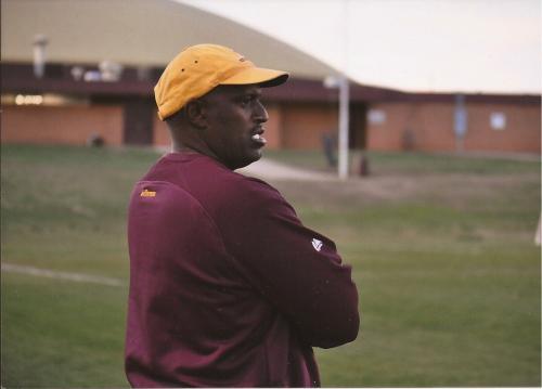 Coach Jefferson
