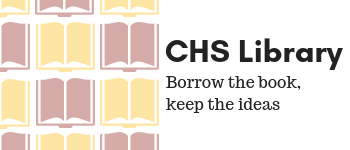 Link to CHS Library webpage