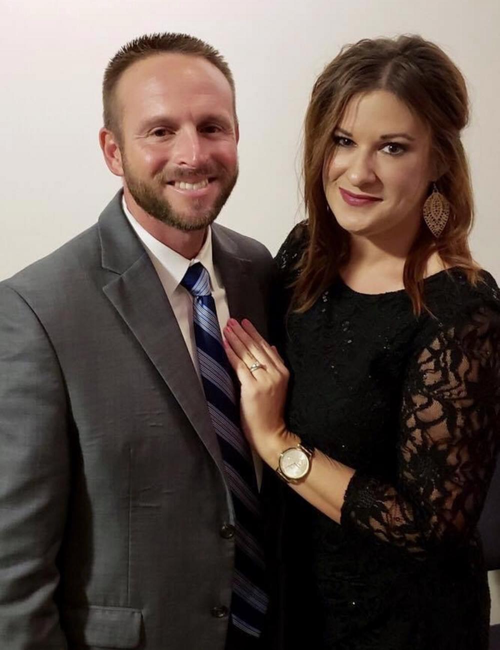 Chad and Stephanie Pugh