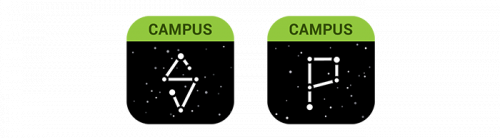 Links to download the Infinite Campus app