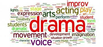 Drama words