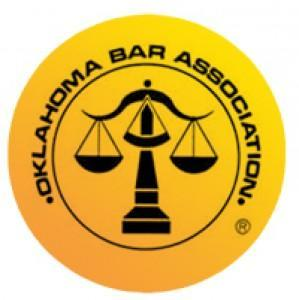 This is a picture of the Oklahoma Bar Association logo.