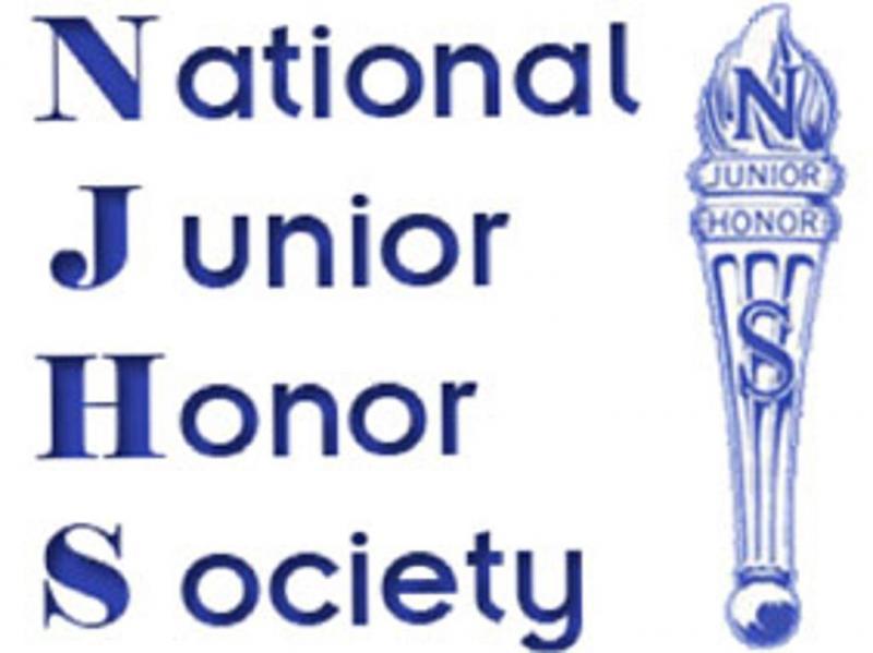 2020 National Junior Honor Society Inductees