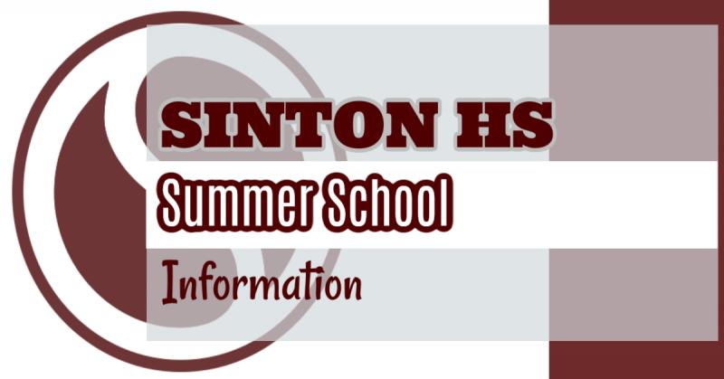 SHS Summer School
