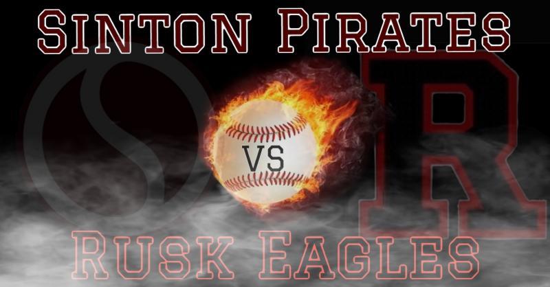 Sinton Pirates vs Rusk Eagles • State Semi-Finals
