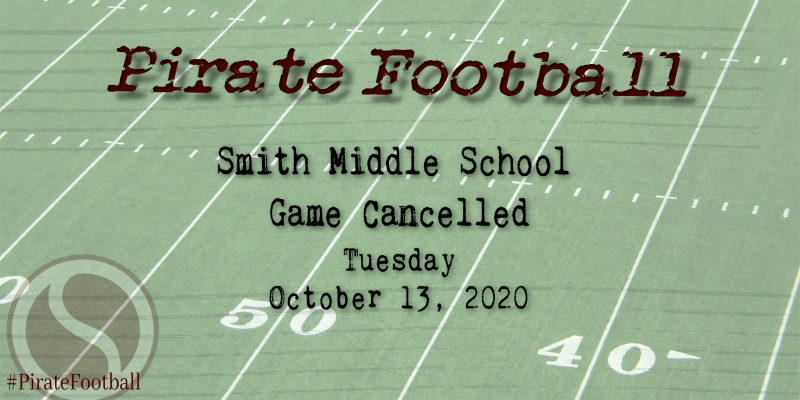 10/13 SMS Game Cancellation