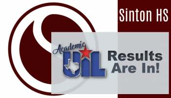 UIL Academic Results Are In!