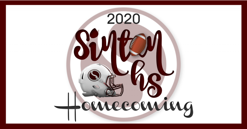 Sinton HS Homecoming