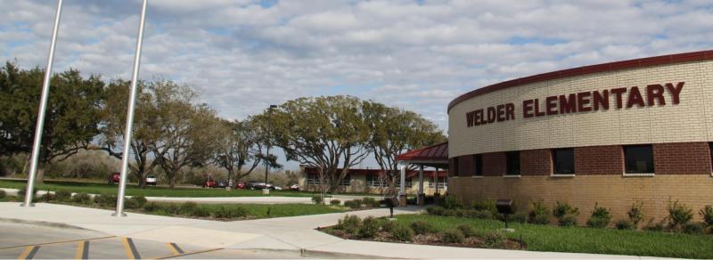 Landscape View facing Welder Elementary