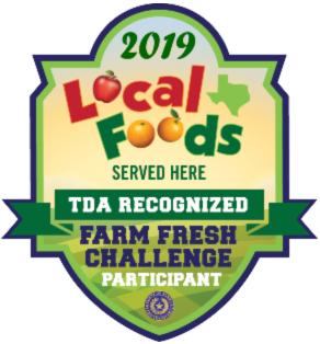 TDA Recognition Badge