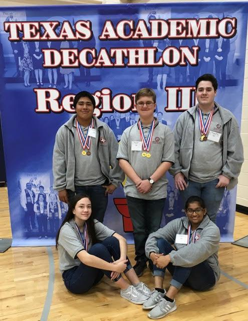 Academic Decathlon Team