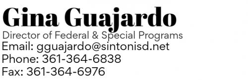 Gina Guajardo Info