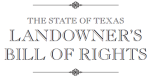 Picture Landowners Bill of Rights
