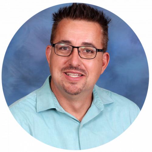 Special Education Director, Michael Elbert