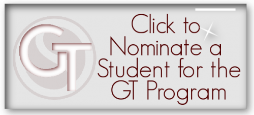 Nominate a Student for GT