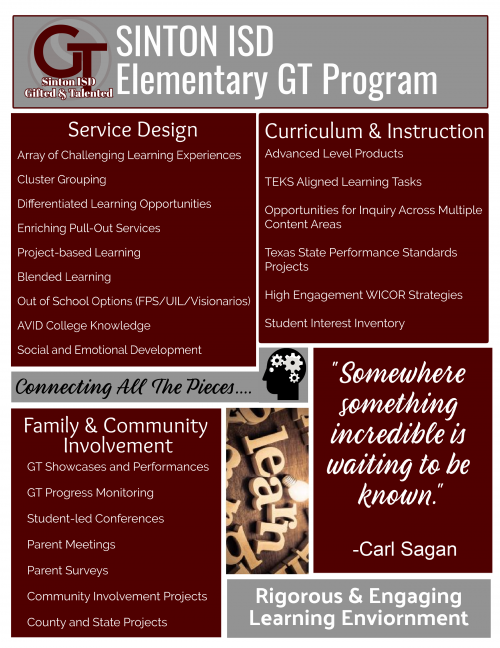 Elementary Flyer