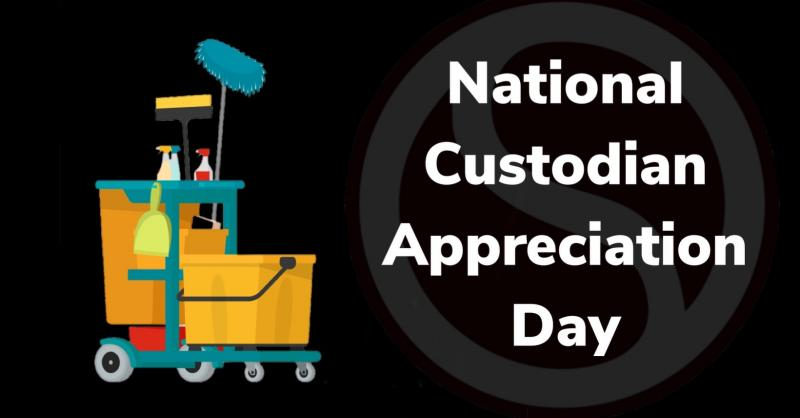 National Custodian Day October 2nd