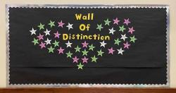 Wall of Distinction