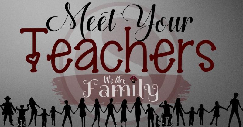 SHS Meet The Teacher
