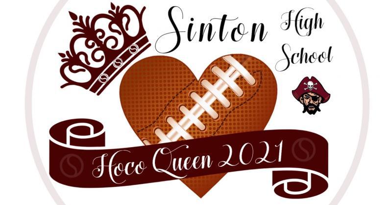 2021 Sinton High School Homecoming Queen