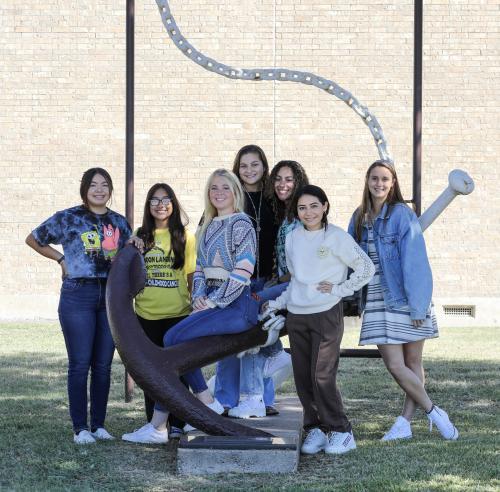 SISD Homecoming Queen Nominees 2021