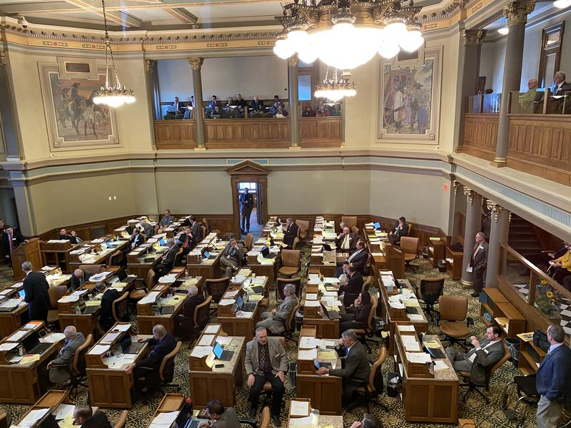Legislature Struggles To Find 'Constitutional' Solution To Education Funding Cuts