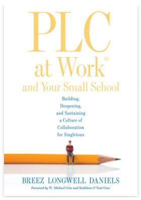 PLC at Work and Your Small School Bookcover