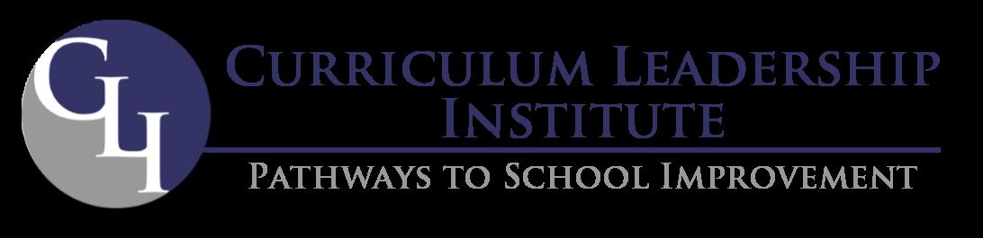Curriculum Leadership Institute