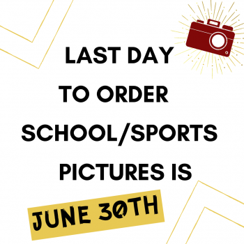 School/Sports Picture Orders