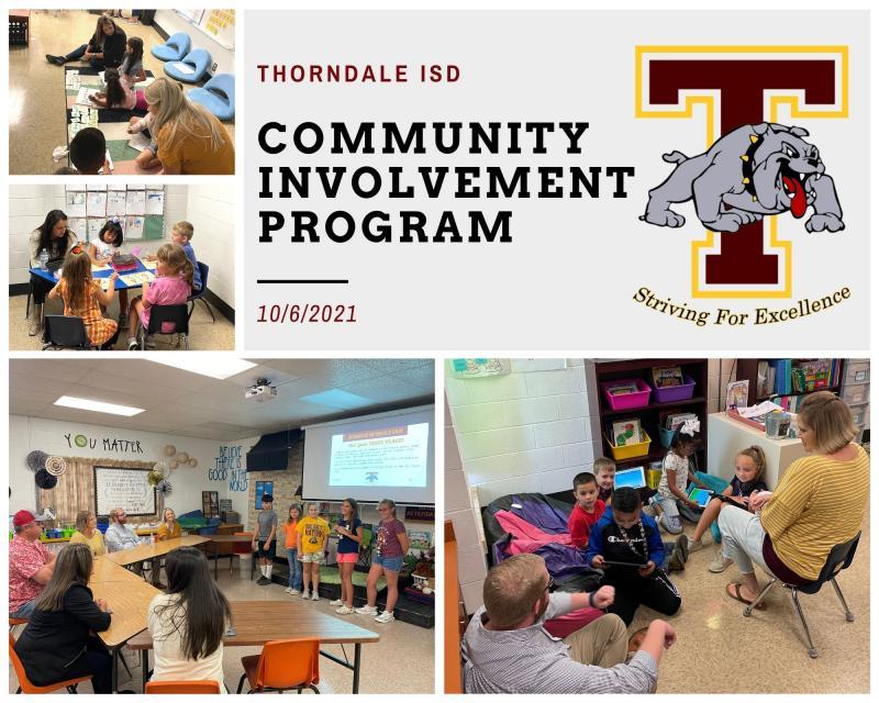 TES Community Meeting