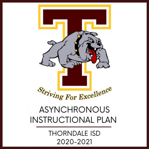 2020-2021 Asynchronous Instructional Plan