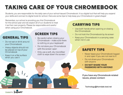 Chromebook Safety