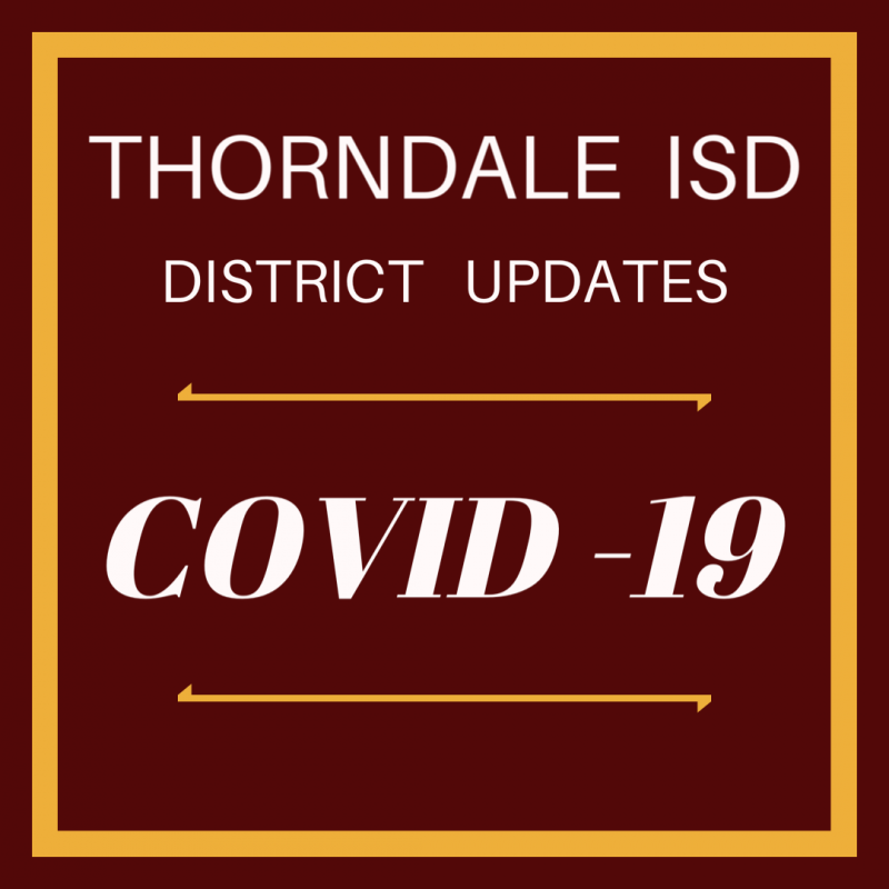 COVID - 19 District Updates