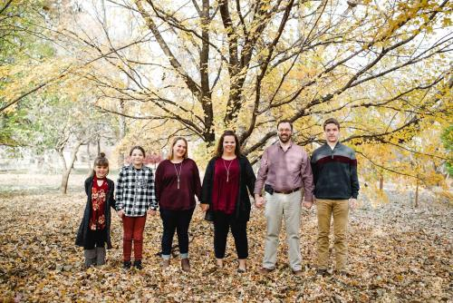 campbell family 2017