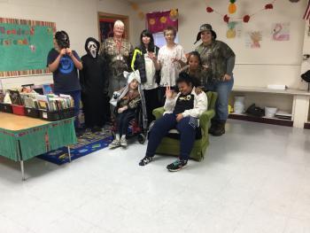 class halloween