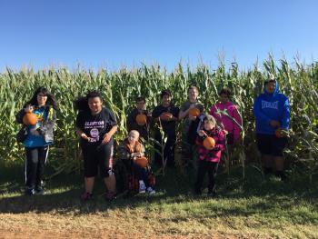 2017 corn maze