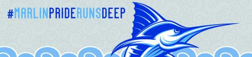 Marlin Pride Runs Deep Banner