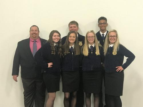 2019 - 2020 officers