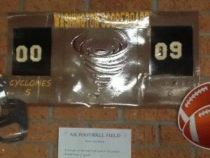 6th grade is scoring big on the AR scoreboard!