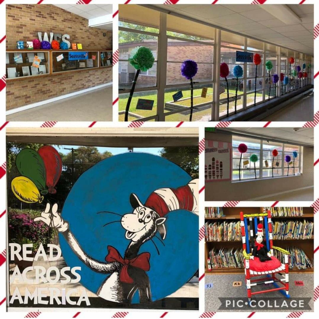 LIteracy Week Decorations