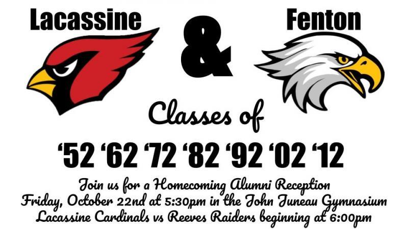 LHS Homecoming Alumni