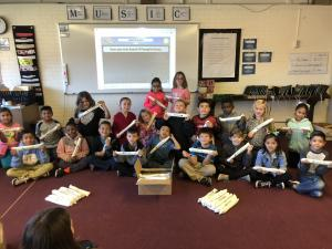 New Recorders from the Grant Money!