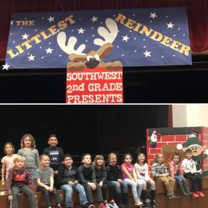 2019 Christmas Program - The Littlest Reindeer