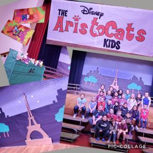 3rd grade Musical - Aristocats Kids