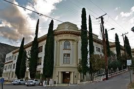 Original Bisbee High School