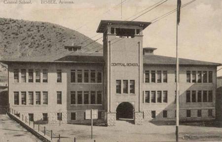 Central School 1905